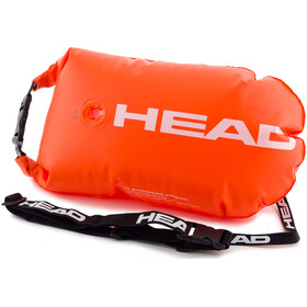 Head Swimmers Boya de Seguridad, orange